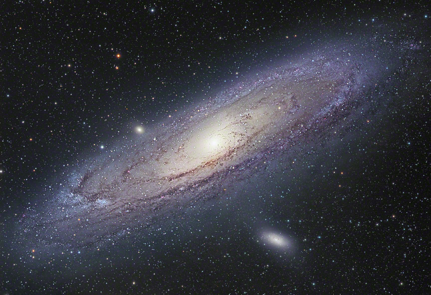 The Great Andromeda Galaxy